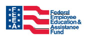Federal Employee Education and Assistance Fund logo