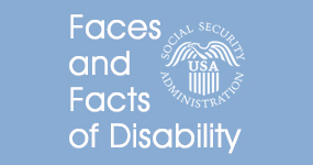 Faces and Facts of Disability Web Widget