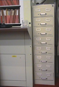 Photo Of Small Filing Cabinet