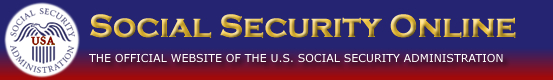 Social Security Online -The Official Website of the U.S. Social Security Administration