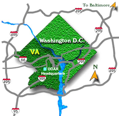 Washington DC Metro Area