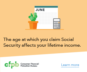 The age at which you claim Social Security affects your lifetime income.