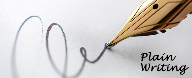 Plain Writing