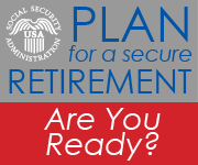 Plan for Retirement. Are you ready?