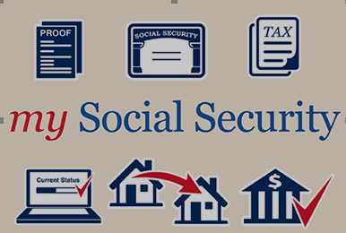 my Social+Security