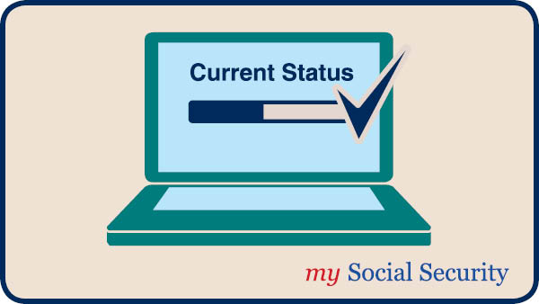 Application Status | Social Security Administration