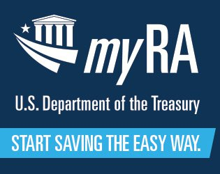 myRA US Department of Treasury Start Saving the Easy Way