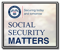 Social Security Matters Blog logo
