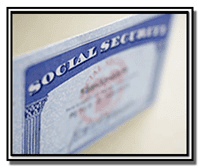 photo of Social Security Card