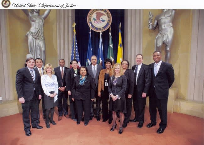 DOJ Eric Holder, SSA Carolyn Colvin and others, Sunshine week 2012