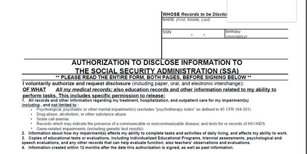Social Security Administration'S Open Government Plan 2.0