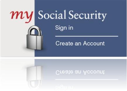 My Social Security logo