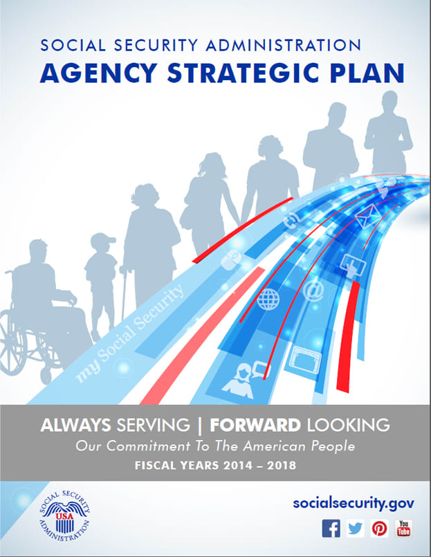 Agency Strategic Plan for fiscal years 2014 - 2018
