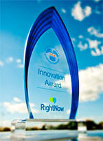 Innovation Award from RightNow