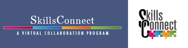 Skills Connect logo