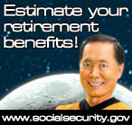 Estimate your retirement benefits!